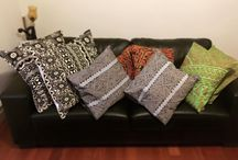 CWTCH and PASH hand made with Samoan Prints / CWTCH and PASH are two friends who created beautiful cushions & bags out of amazing Samoan Prints