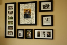 Picture wall / by Madison Levine