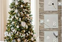Christmas / Christmas decor and holiday ideas.
