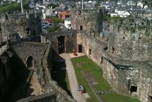 North Wales Monuments / Cadw sites in North Wales