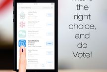 NameMyWorld - App Campaigns / This is a board for all the Campaigns conducted by NameMyWorld app..