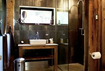 Bathroom ideas / by Kyle Wohrle