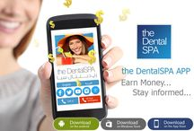 the DentalSPA App / EARN MONEY NOW... No Raffles, No Gimmicks. USE OUR APP AND START COLLECTING MONEY. / by the DentalSPA Dental and Medical Center