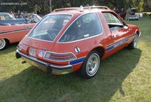 1976 AMC Pacer  and others years ... I Loved that Car