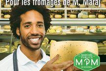 Nos publicités / Retrouvez toutes les publicités de vos Marchés Publics de Montréal.