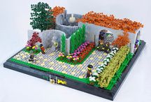 Lego - Garden