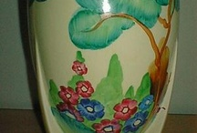 Collectibles-China-Clarice Cliff