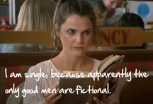 ...apparently, the only good men are fictional.