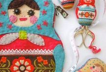 Handmade / handmade, crafts, projects. DIY