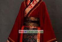 中国古代服