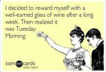 Wine / by Amanda C