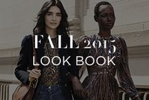 Fall 2015 Look Book / by INTERMIX