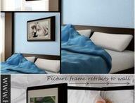 Bedroom hacks