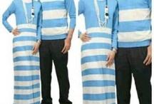 baju gamis wanita bahan rajut