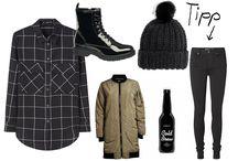 Fashion Style Boards / Die Boards zu meinen Fashion-Posts...