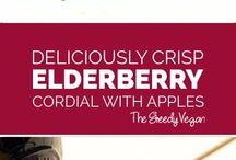 Elderberrying