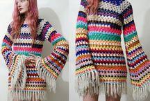 Bohemian jurk