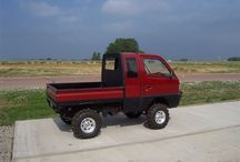 mini truck / by David Herfkens