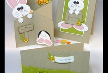 Easter Cards - Stampin Up