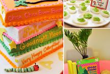 Book Themed Party!  / by Kimberly Gran