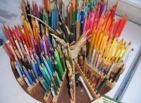 Art, Tutorials for colourpencils