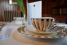 Afternoon tea at Torridon
