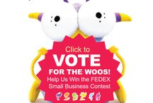 Vote WOO! / Help support our #smallbusiness by voting for Monsters In My Head in the FEDEX #smallbusiness grant contest! http://smallbusinessgrant.fedex.com/Gallery/Detail/966d1ced-cca1-411d-9f50-97441941d6d8