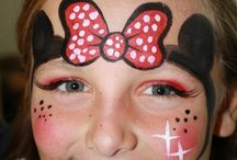 Facepainting idea´s