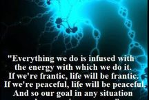 Peace Energy Spirituality
