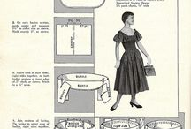 sewing    free patterns + diy's / free tutorials, diy's and patterns