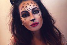 Halloween make-ups