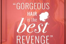 GORGEOUS  HAIR IS THE BEST REVENGE / Hair styles/ color / cuts and ideas  / by Frankie Sotelo