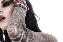 Ink.. =) / by Denise