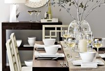 Dining room / by Becky Jordahl