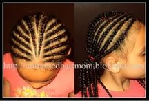 *Hairspiration* - Hairstyle Ideas / #hair #hairstyles #naturalhair #naturalkids / by Brooke Howard