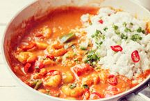 recipes: curry