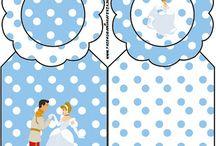 kp princess Cinderella / by Cheryl Hallett