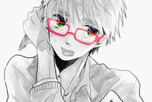 Daaaamn those anime boys *-*