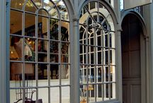 Shops and street cafés / Shops, Street Cafés, Restaurants, Window Displays and Flower Shops