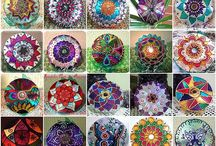 2014-2015 art projects / Art projects for all the grades