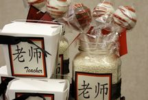 Asian Themed Party / Ideas for Asian themed party