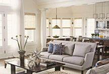 living room / by Kelsey Bassett