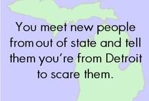 My hometown / Detroit