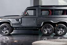6x6 Land Rover