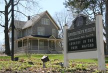 2016 Fall History / Check out the history of Downers Grove, current exhibits and upcoming events!