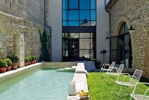 Pools / Pool surrounds, fencing and walls.