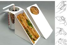 Sandwitch Packaging Suppliers / Sandwich packs in coated food grade board with anti-mist windows.