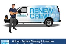 Renew Crew of Northwest Arkansas News / Follow the news of what's happening at Renew Crew of Northwest Arkansas. A place to share our blog articles and press releases. For all your outdoor surface cleaning and protection needs call the experts at 479-659-9663.