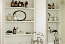 Bathroom makeover / by Erin Byrd