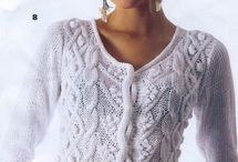 Women's knit and crochet